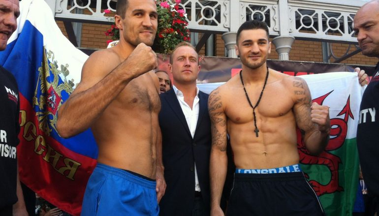 Sergey Kovalev crushes Cleverly to dethrone world champion