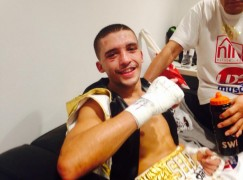 Sugar Selby finally set for the world scene