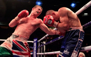 Buckland to challenge British champion Cardle