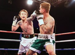 Unfinished Business: Undercard report