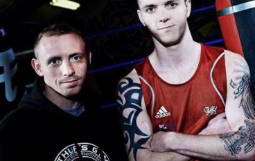 Arthur ends role in pro boxing to focus on amateur club