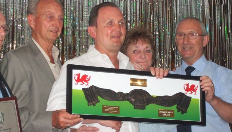 Welsh Ex-Boxers annual evening expected to sell-out on Sunday