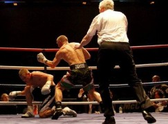 Churcher to come back to boxing in March