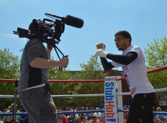 VIDEO – Lee Selby: I'd be a local hero in Barry if I won the world title
