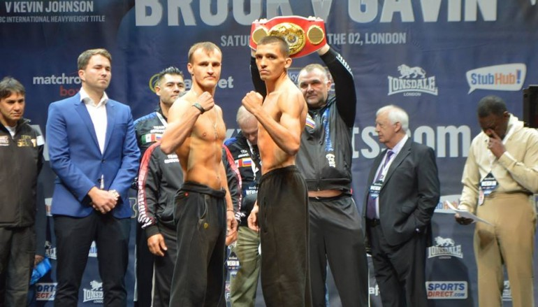 Selby and co weigh-in ahead of historic night