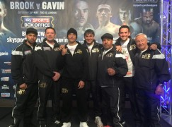 Fight week update: Selby and Gradovich meet for the first time