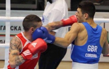 Joe Cordina qualifies for 2016 Rio Olympics!