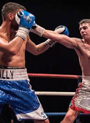 Mitch Buckland breaks inactivity with fun four rounder