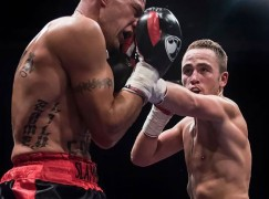 Enter The Dragon Undercard: Hughes, Davies, Pryce and Todd record wins