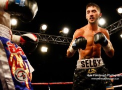 Andrew Selby scores second stoppage in a fortnight