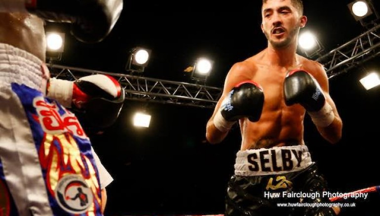 Andrew Selby could be the next big thing in Welsh boxing but refuses to listen to his own hype