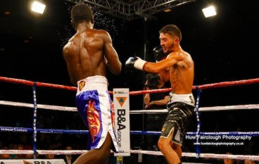 Selby starts professional career with a brutal bang