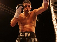 Clev keen to return to 175lbs without pressure