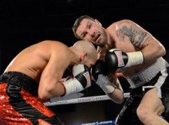 Ware wants rematch with Borg for Welsh title