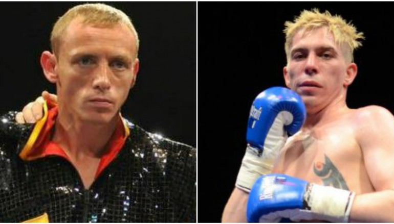 Meet the Welshmen who almost ended Frampton-Quigg before it began