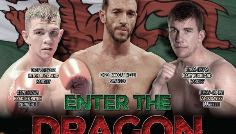 Fight news: Buckland brothers, Maccarinelli, Evans and co to fight in Newport