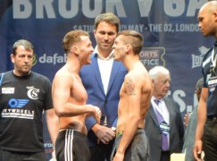 Evans suffers first loss in British title battle against Cardle