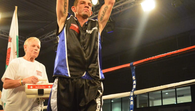 Davies and Wale to clash in Commonwealth eliminator