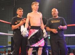 Turley to get surprise shot at former world champion Moreno