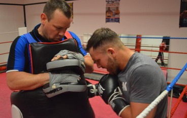Evans puts his name in the pot for British title winner