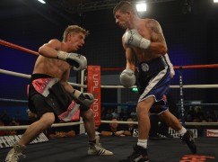 Dai Davies v Robbie Turley 2 – Round of the Year