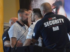 Cleverly – Bellew 2: Fight week schedule