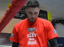 Cleverly starts sparring as he waits for Fonfara date and venue