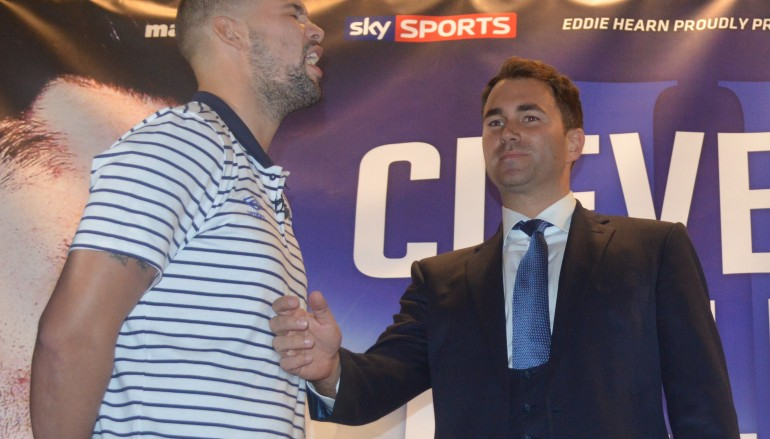 Five reasons Bellew has to hate Cleverly