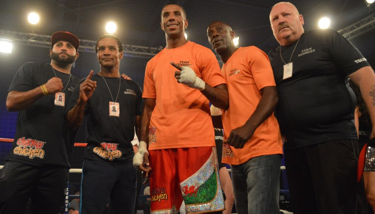 Kennedy's coming out win tainted by Camacho DQ