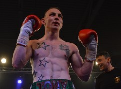 Tony Dixon feels hard done by after Maxim Prodan defeat