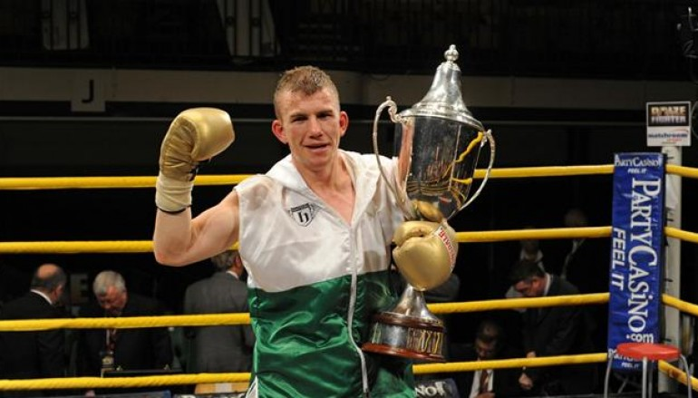 Buckland enters Prizefighter for the second time