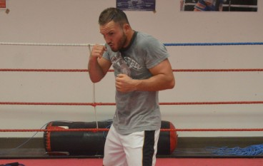 Evans eager to end O'Donnell's disrespect in title eliminator