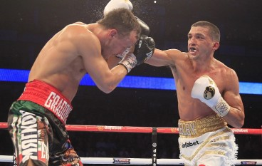 Who will Lee Selby defend his world title against first?