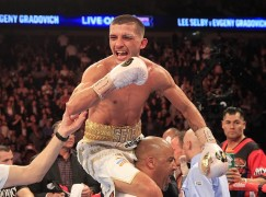 Selby signs with Haymon
