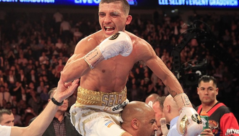 Lee Selby finally set to get his hands on Jonathan Victor Barros