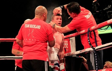 Gary Buckland pips Gavin Rees in memorable Welsh war