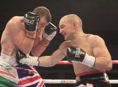 Buckland aims to bounce back with a second Prizefighter win