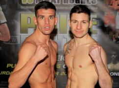 Results round-up: Hughes stopped and Weetch wins first title