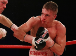Cardiff based Nick Blackwell boosted by Gary Lockett's guidance