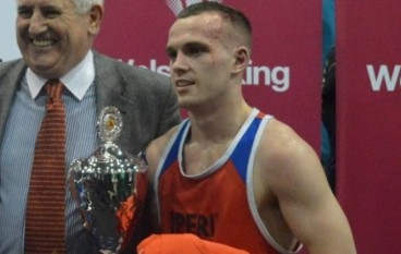 Sean McGoldrick – Amateur Boxer of the Year