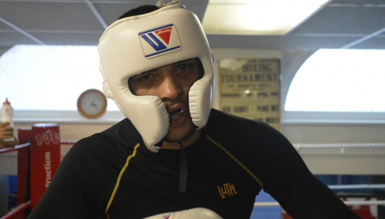 Selby goes global to prepare for Brunker breakthrough bout