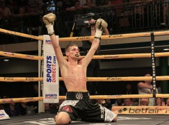 Preview: Jenkins set for second shot at British title history