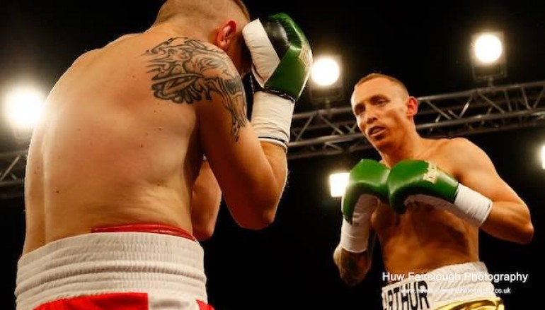 Arthur eases to victory in impressive return to the ring