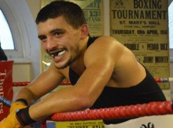 Selby set for Mayweather-Pacquiao trip to Las Vegas and Los Angeles