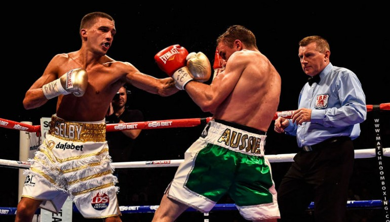 Selby wins to secure world title shot