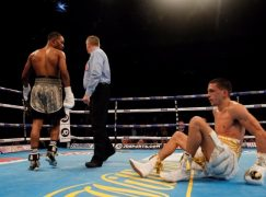 """The world isn't very pretty from down there,"" says shocked champion Lee Selby"