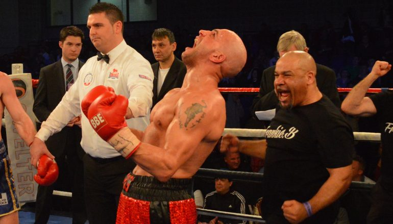 Frankie Borg defends Welsh title with upset win over Kerry Hope