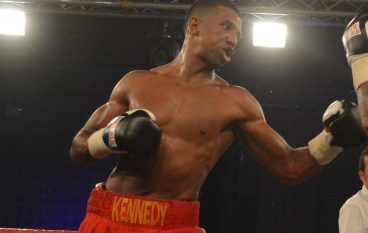 Kennedy to keep busy with London bout while waiting for British title shot; Gwynne and Jones appear on undercard