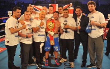 World champion Haskins has it his way with wide points win