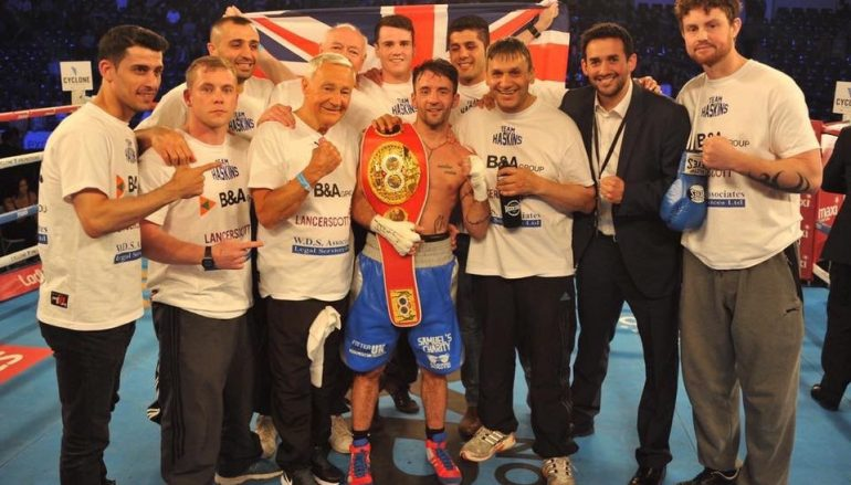 World champion Haskins takes wide but uneventful points win over Ivan Morales